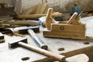 Schreinerei - Werkzeug